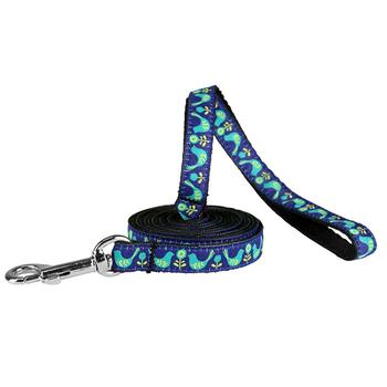 Kitty RC Cat Leash - Bird Teal - Treat Your Dog Good