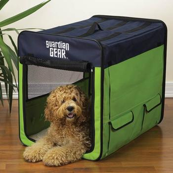 Guardian Gear Collapsible Crate - Treat Your Dog Good