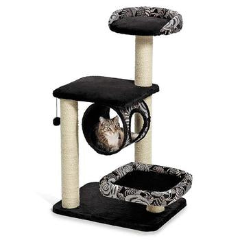 MidWest Feline Nuvo Escapade Cat Tower - Treat Your Dog Good
