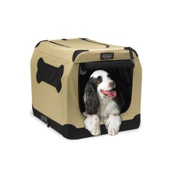 Port-a-Crate Dog Carrier Crate - Treat Your Dog Good