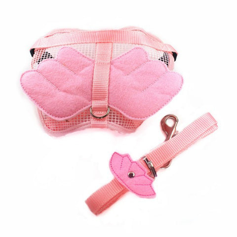 Angel Wing Safety Harness - Treat Your Dog Good