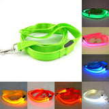 Flashing Lights Cat Safety Glow Rope - Treat Your Dog Good