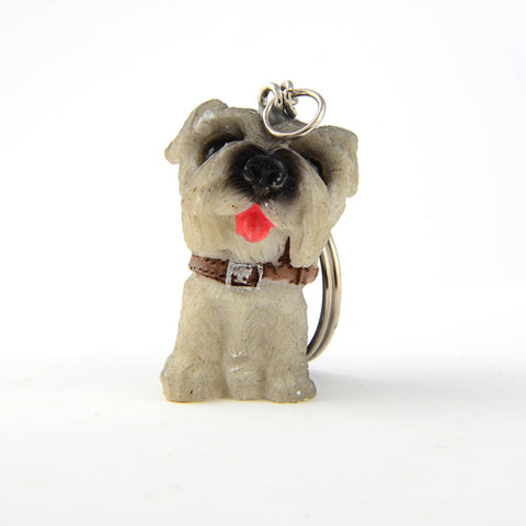 Jewelry bag charms Key Chain For Women - Treat Your Dog Good