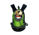 Mesh Backpack Head Shoulder Strap - Treat Your Dog Good