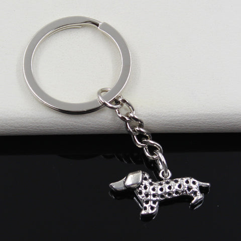 Car Key Chain Ring Holder Souvenir For Gift - Treat Your Dog Good