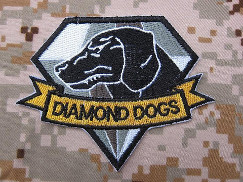 DIAMOND DOGS Special Force Group - Treat Your Dog Good