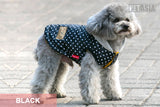 fashionable Winter Waterproof Dog Coat J - Treat Your Dog Good