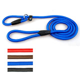 Nylon Dog Training Leash - Treat Your Dog Good