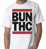 The THC Sanders Joint Graphic T Shirt - Treat Your Dog Good
