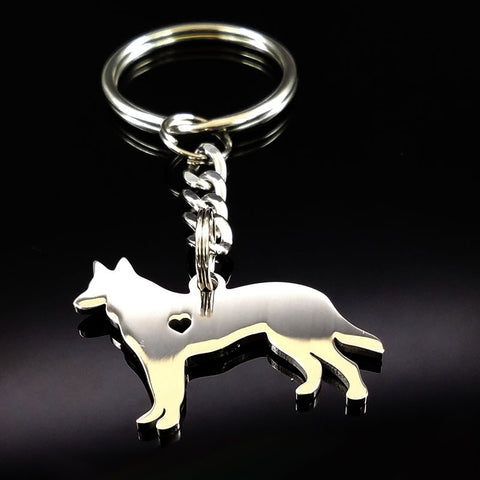 Stainless Steel Key chain for Women - Treat Your Dog Good