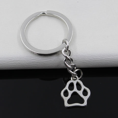 Key Chain Ring Holder Souvenir - Treat Your Dog Good