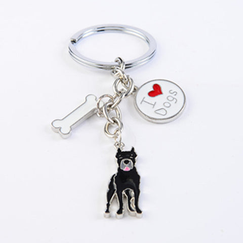 key ring holder trinket - Treat Your Dog Good