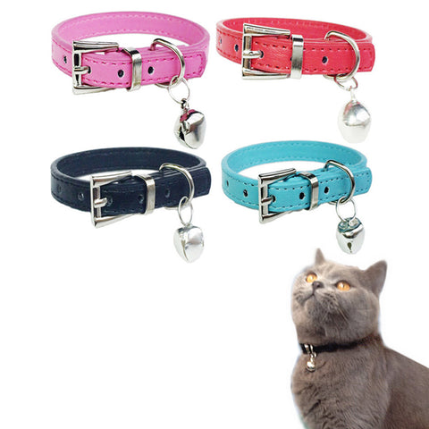 Pet Collars Pu Leather - Treat Your Dog Good