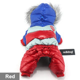 Addidog Winter Waterproof Dog Coats - Treat Your Dog Good