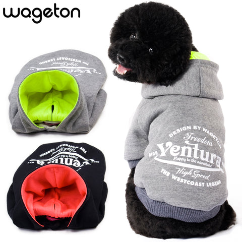 NEW! Wageton Designer Ventura Hoodie - Treat Your Dog Good