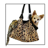 RunAround Dog Tote Carrier - Tan - Treat Your Dog Good