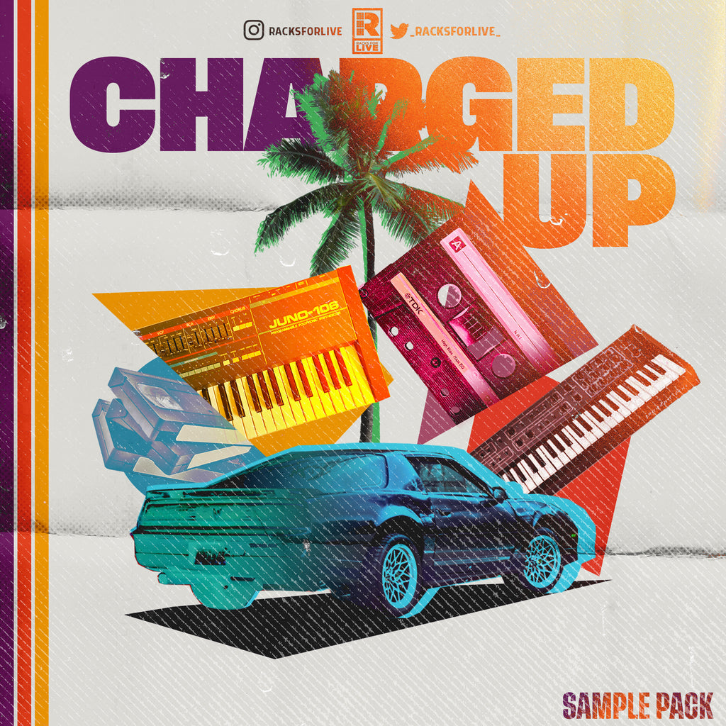 The Charged Up Sample Pack