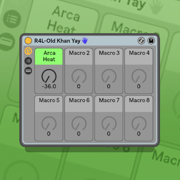 Old Khan Yay Channel Preset