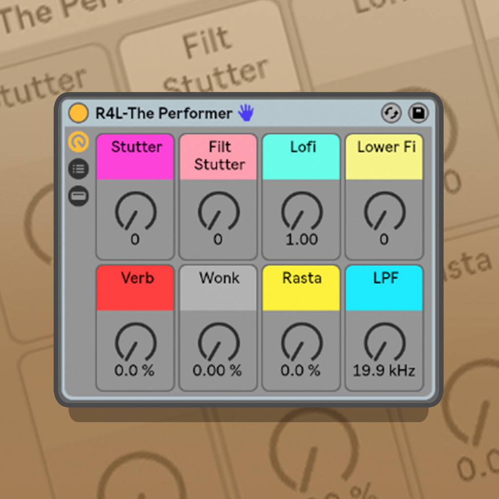 The Performer Preset