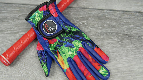 Jungle Camo Golf Glove