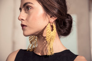 Earrings MEDIALUNA