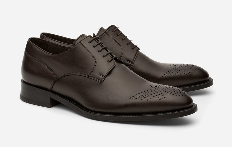 AMBROGIO - DARK BROWN