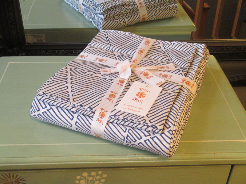 Duvet Cover Set Heera Fair Trade Organic