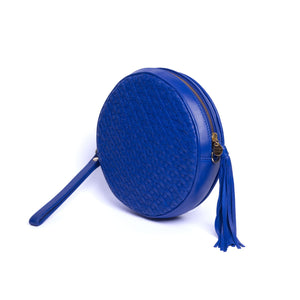 Moyo Drum Bag – Electric Blue