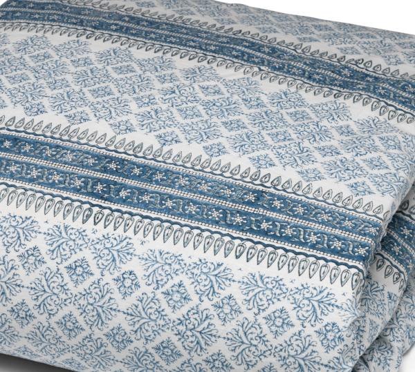 Jaipur Blue Duvet Cover Set