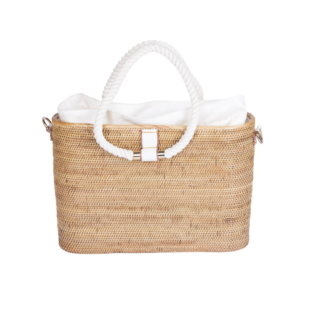 Morotai Vegan Tote Bag – Natural