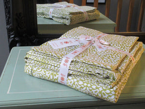Duvet Cover Set Kalka Fair Trade Organic