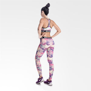 Legging fitness long Fashion - Lecsia