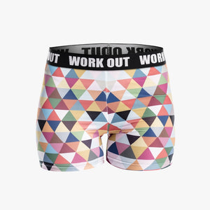 Short fitness Colorful - Lecsia