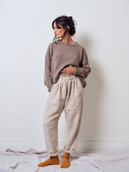 EVERYDAY PANTS | linen