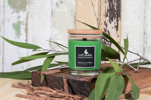 Australian Bush soy candle by ForCandles