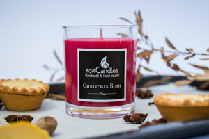 Christmas Bush Soy Candle