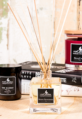 ForCandles premium reed diffusers
