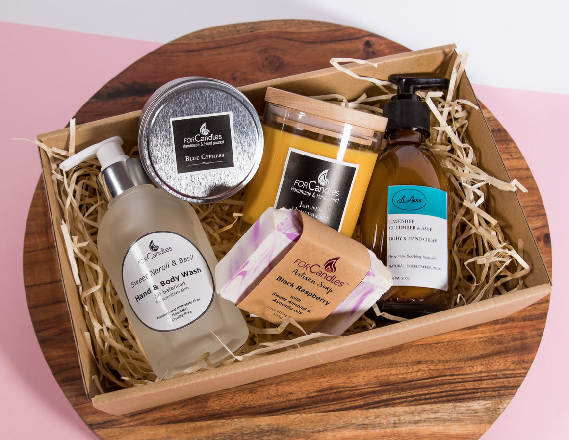 Pure Indulgence Pamper Packs