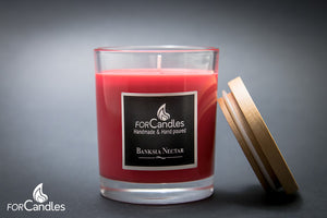 ForCandles Banksia Nectar premium scented soy candle