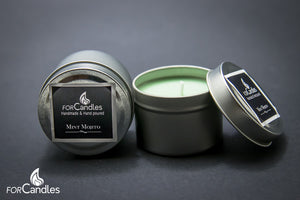 Mint Mojito - Soy candle, small tin