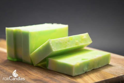 Lemongrass Zing - Glycerine Soap