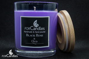 ForCandles Australian Bush premium scented soy candle