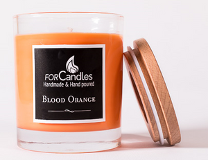 Blood Orange Soy Candle