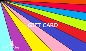 Just because Design Gift Card