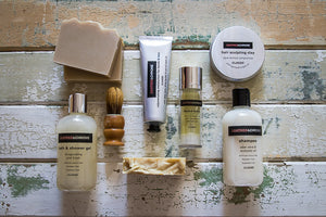 Leather & Chrome - Men's Body Care by ForCandles