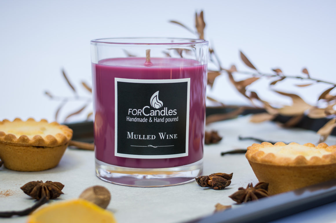 Mulled Wine Soy Candle