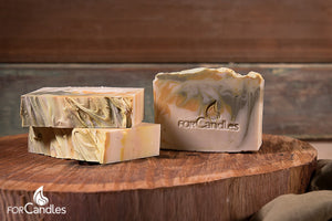Sweet Neroli & Basil - Soap