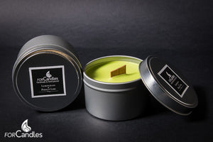 Travel Tins - soy candle
