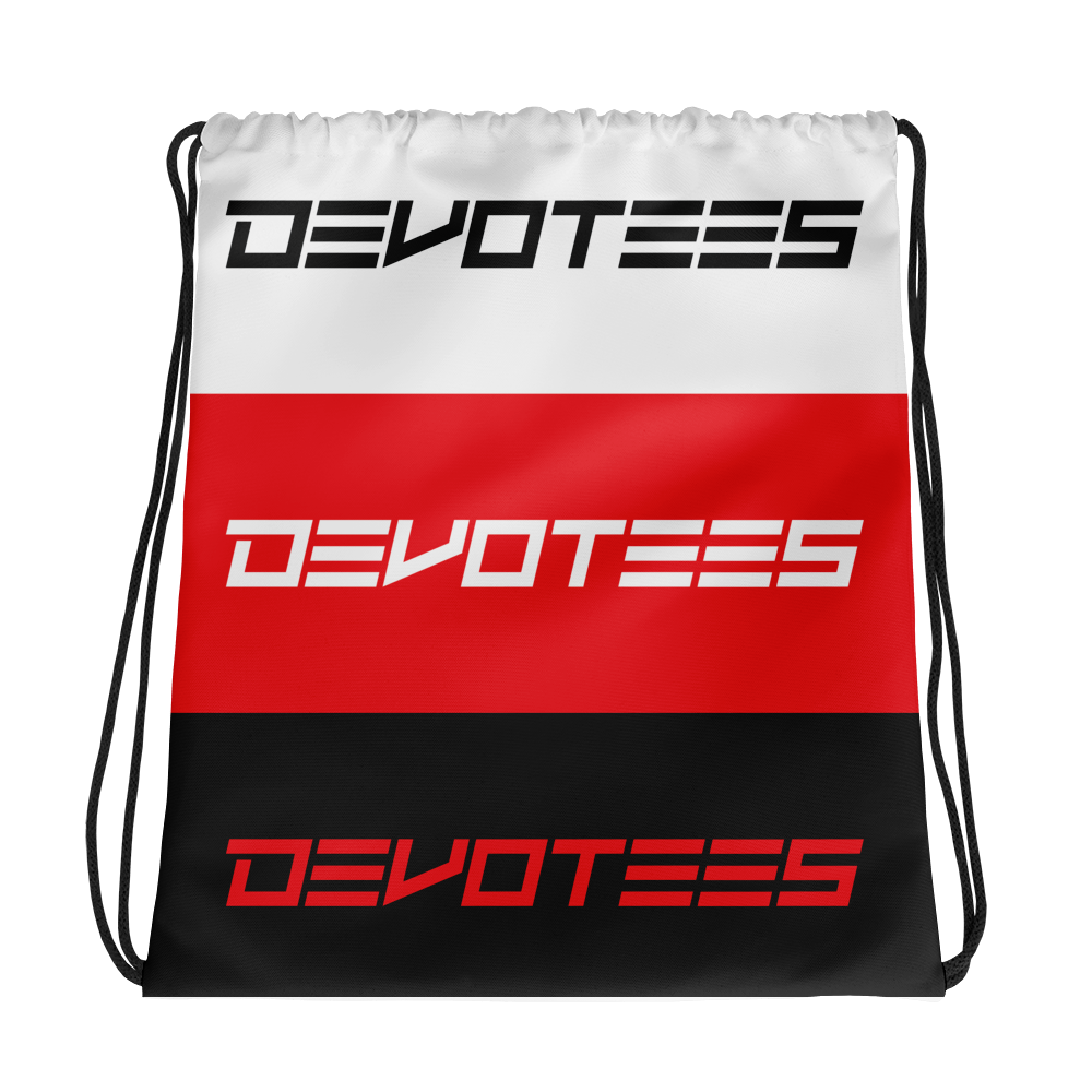 Devotees Official Drawstring