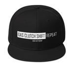 Gas Clutch Shift Repeat Snapback